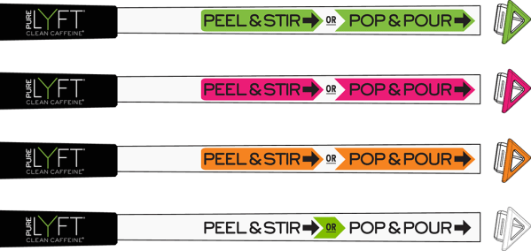 PureLYFT Flavor Colors