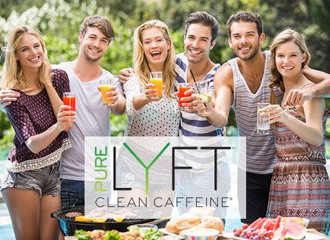 pureLYFT Clean Caffeine