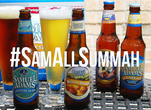 Boston Beer Sam Adams RFP