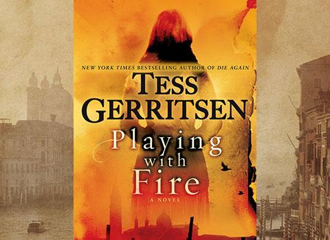 Protected: Tess Gerritsen